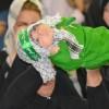 مراسم شیرخوارگان حسینی به یاد علی اصغر(ع