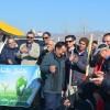 غرس نهال توسط گروه مردم نهاد یاشیل یاشام  به مناسبت روز درختکاری