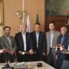 مراسم تجلیل از جانبازان شاغل و بازنشسته شهرداری مشکین شهر برگزار شد