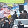 مردم پاسخ «ترامپ» را دادند/ شعار «مرگ بر آمریکا» در بزرگترین تجمع سالانه ایرانیان/ مردم و مسئولان در کنار هم+عکس