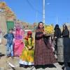 شیرزنان ارشقی که داغی تنور را برای پخت فطیر تحمل میکنند/ فطیر مشگینشهر زینتبخش سفرههای ایرانی