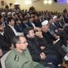 همایش هویت اسلامی ایرانی آذربایجان در مشکین شهر برگزار شد