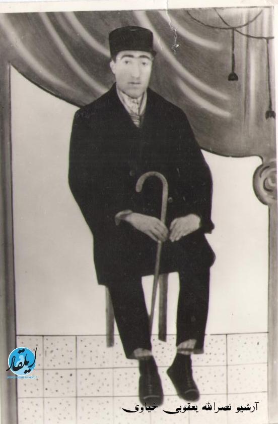 آقای حاج حسین فخری خیاوی فرزند شیخ عظیم از اولین معلم در سال 1307 در قلعه منظم الملک والی مشکین شهر در محله چایپاره