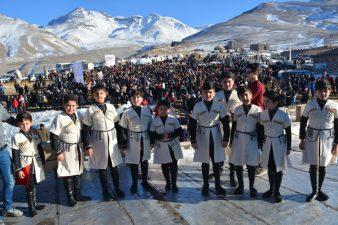 جشنواره زمستان بیدار در مشکین شهر برگزار شد